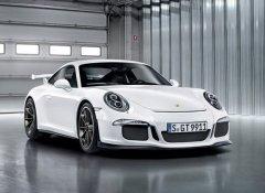 保时捷911 GT3生于赛道驰于公路