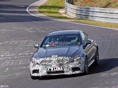 新款奔驰AMG C63 S Coupe 搭4.0T发动机